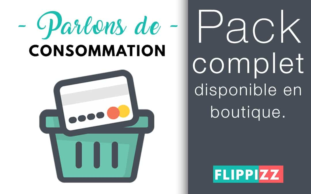 Fiche pédagogique C1-C2 : consommation